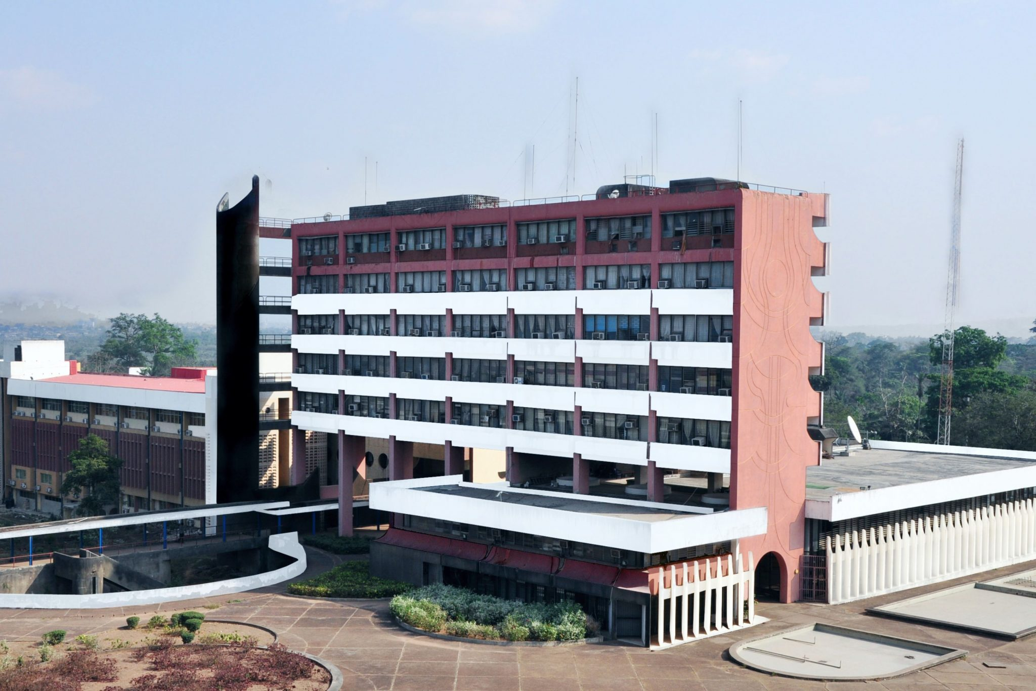 Obafemi Awolowo University Administrative Building, Ife